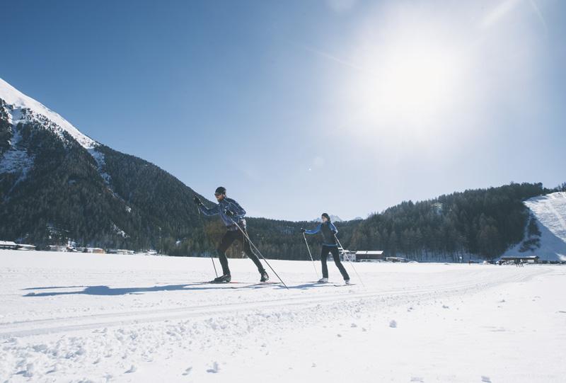 Oetztal-Langlaufen