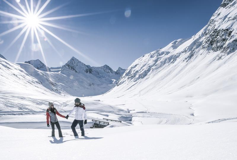 Oetztal-Winterwandern