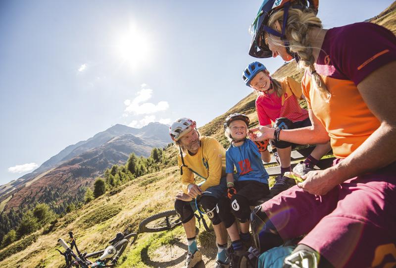 Soelden-Mountainbiken