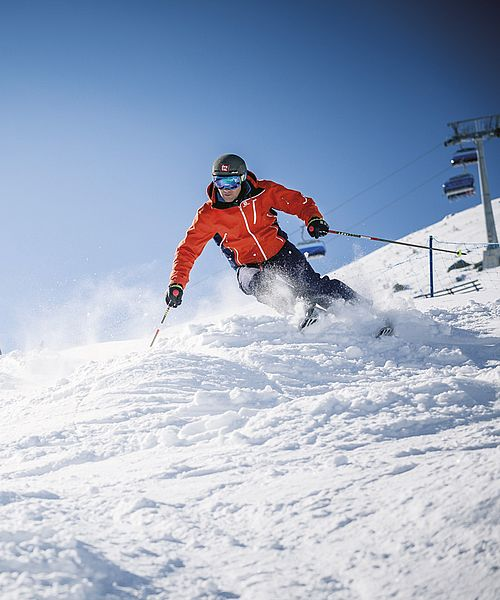 Ski resort Soelden